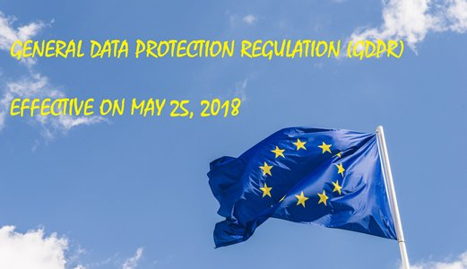 General Data Protection Regulation (GDPR) & Your Website