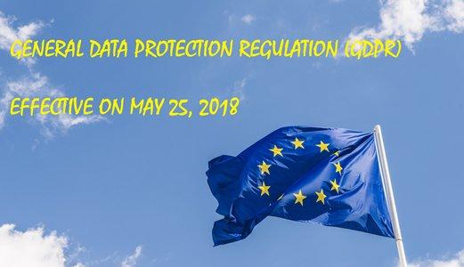 General Data Protection Regulation (GDPR) & Your Website