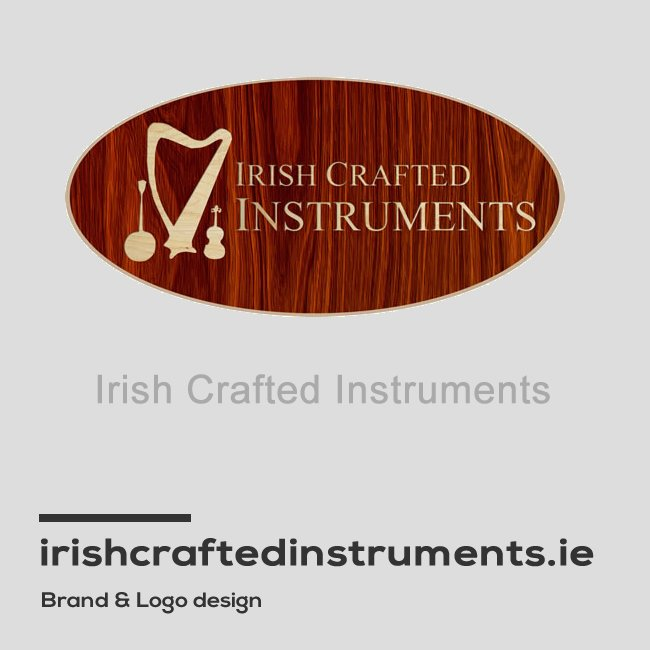 Irish Crafted Instruments Logo