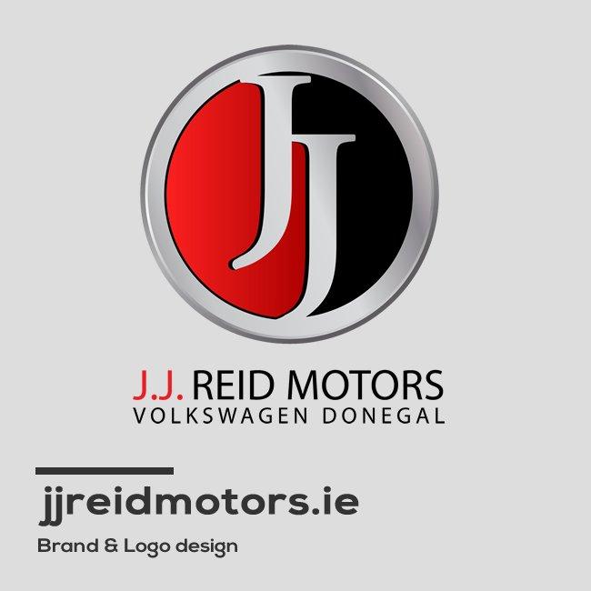 JJ Reid Motors logo