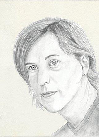 Portrait Lisa Lomax