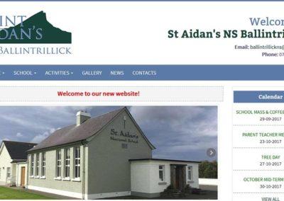 St Aidans SchoolWebsite