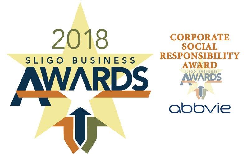 Finalist in Sligo Business Awards 2018
