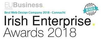 EU Business Irish Enterprise Awards logo
