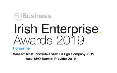 Irish Enterprise Awards Winners 2019