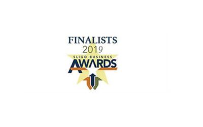 Finalist for Best Technology Company of the Year, Sligo Business Awards 2019